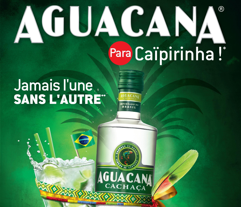 Code promo Aguacana : 5 soirées à thème Brésil organisées au domicile des gagnants pour 10 personnes