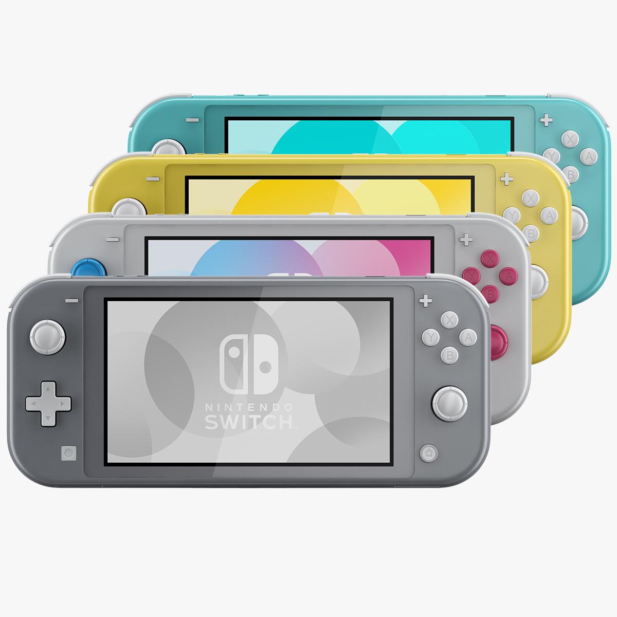 Code promo Jeux-Gratuits.com : Une console de jeux Nintendo Switch Lite à gagner