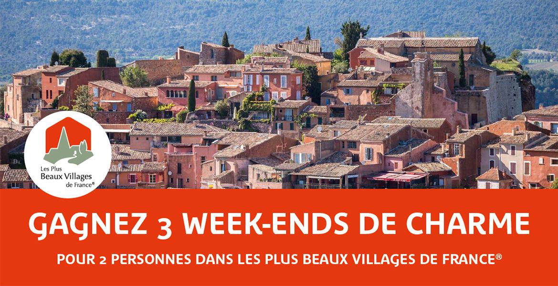 Code promo Flammarion : Des séjours en Auvergne, en Drôme Provençale ou en Poitou à gagner