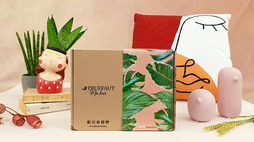 Code promo Truffaut : 3 Box Truffaut (valeur unitaire 60€) à gagner