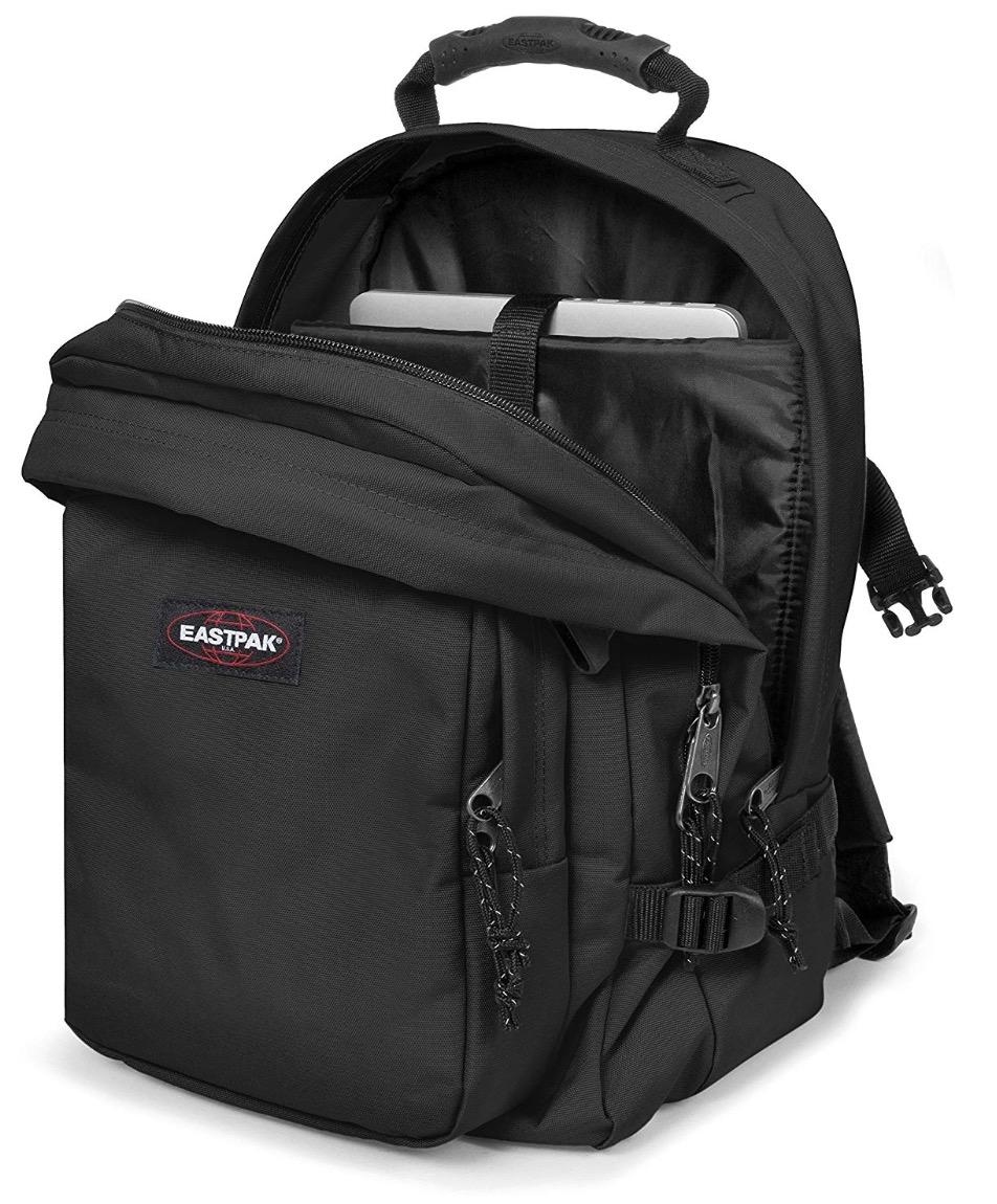 Code promo Amazon : Sac à dos Eastpak Provider 33 L Noir à 68,91€