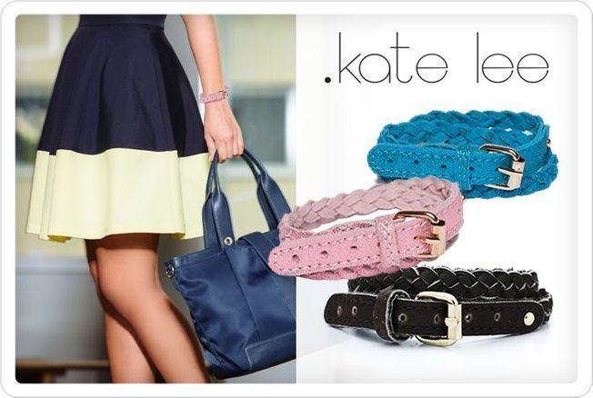Code promo Femina : 60 bracelets en cuir Kate Lee d'une valeur unitaire de 40€