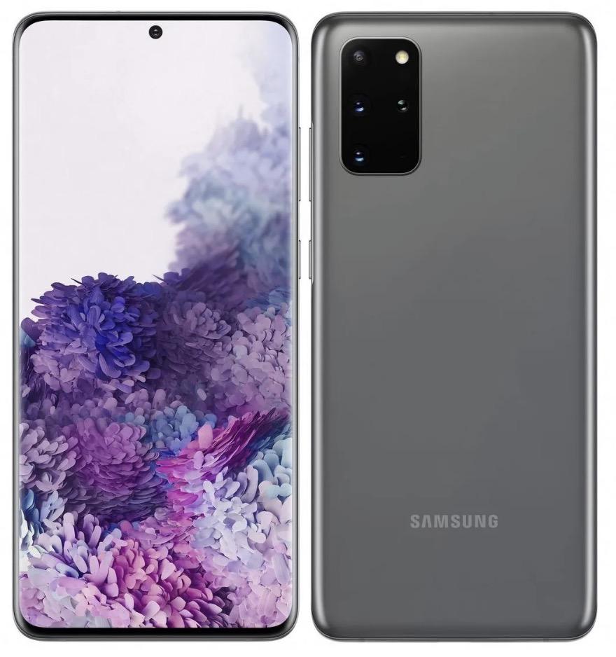 Code promo Rakuten : Samsung Galaxy S20+ 128 Go Double SIM Gris cosmique à 749,99€