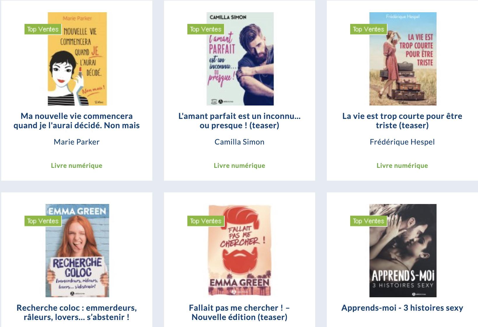 Code promo Cultura : Près de 3000 ebooks à télécharger gratuitement