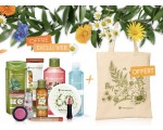 Yves Rocher: 5 produits au choix + 1 Totebag offert + la livraison gratuite pour 19,90€