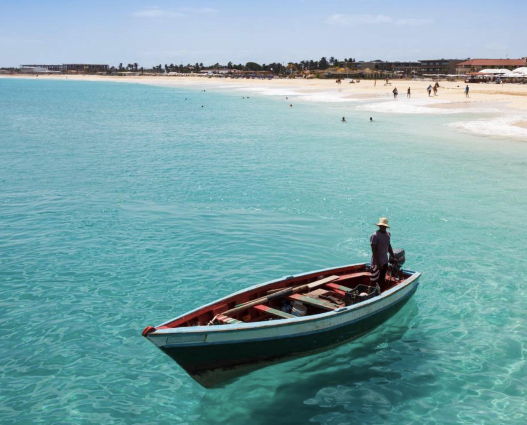 Code promo GEO : Un voyage aller-retour pour deux personnes au Cap Vert