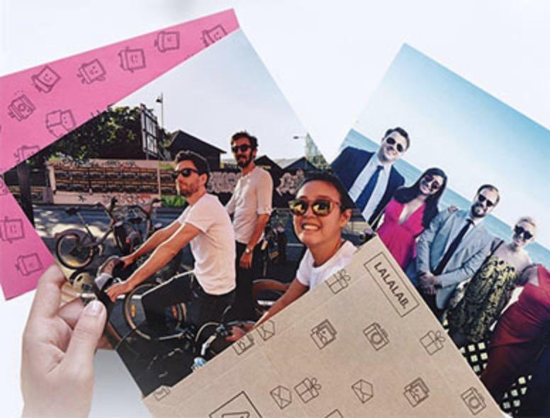 Code promo LALALAB : Une carte postale personnalisée gratuite avec livraison incluse