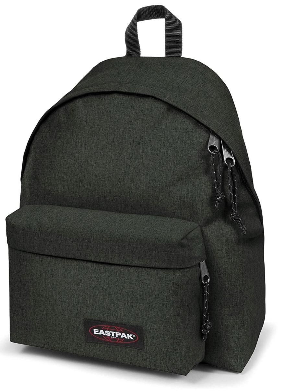 Code promo Amazon : Sac à dos EASTPAK 24L Vert PADDED PAK'R à 31,80€ au lieu de 50€