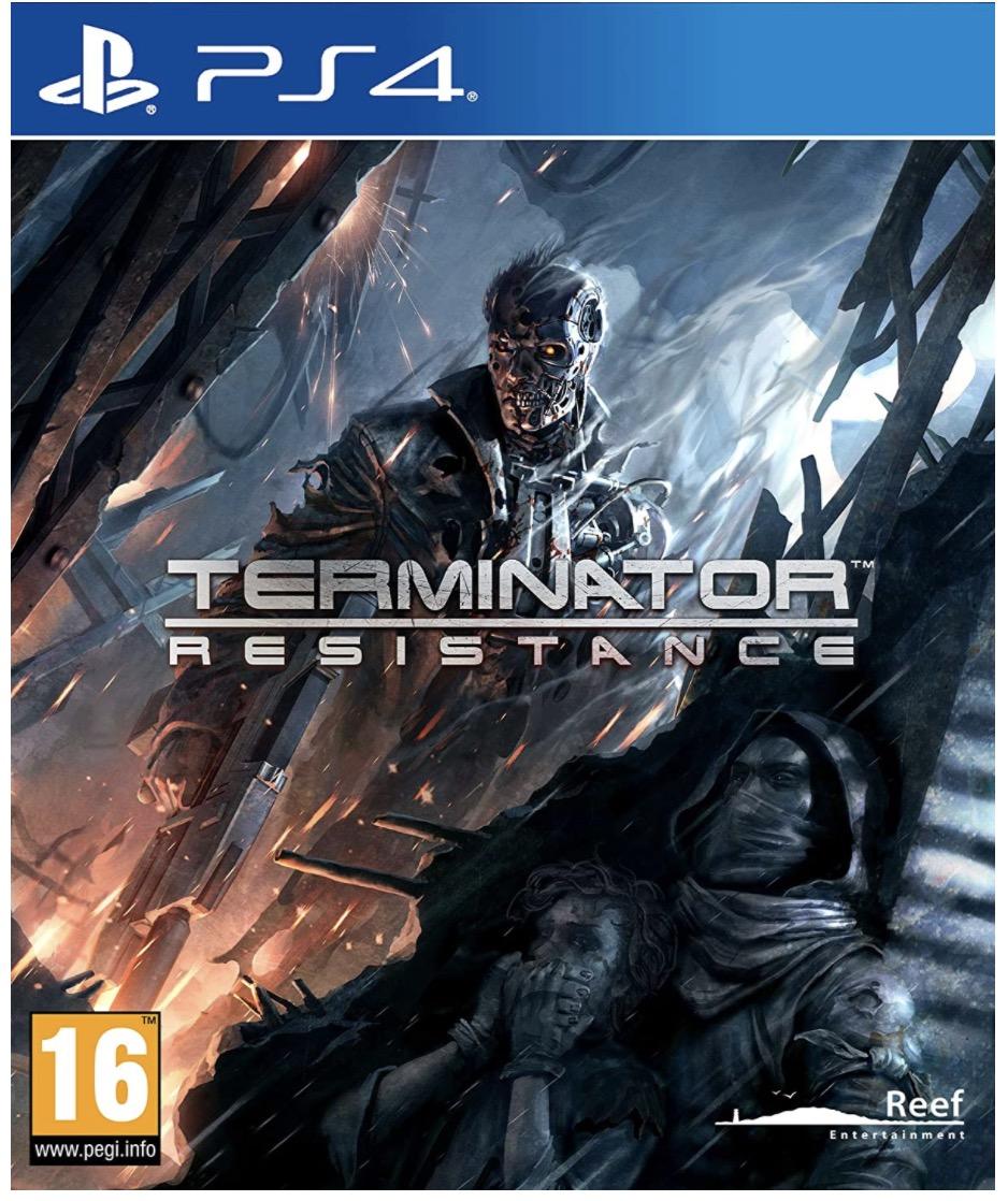 Code promo Amazon : Jeu Terminator : Resistance sur PS4 à 19,99€