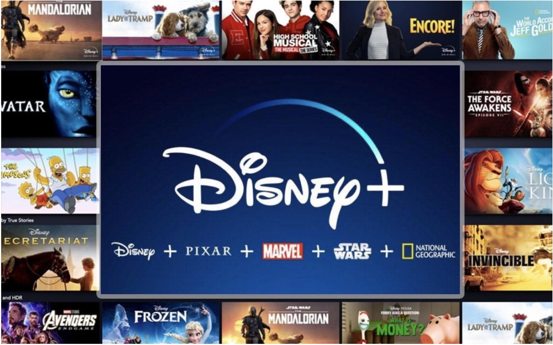 Code promo Disney+ : 7 jours d'essai gratuits à la nouvelle plateforme vidéo Disney + pour toute inscription au lancement