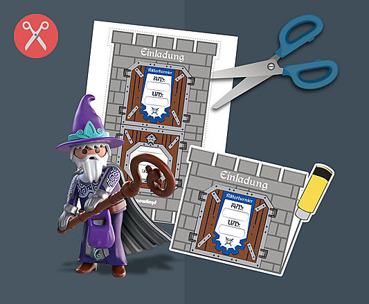Code promo Playmobil : Activités enfant Playmobil gratuites à imprimer