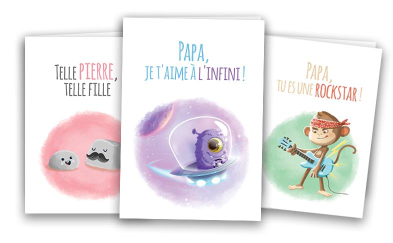 Code promo Hourra Héros : Imprimez une carte gratuitement pour la fête des papas ou des mamans