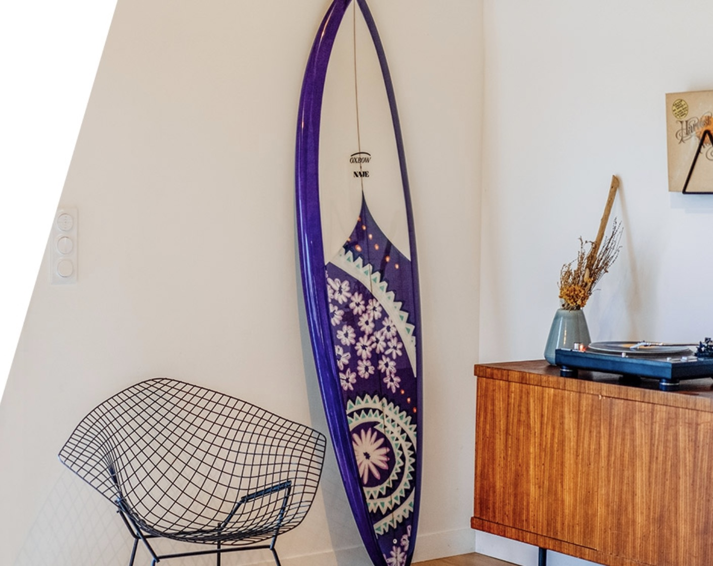Code promo Oxbow : Une planche de surf Naje x Oxbow Collector à gagner