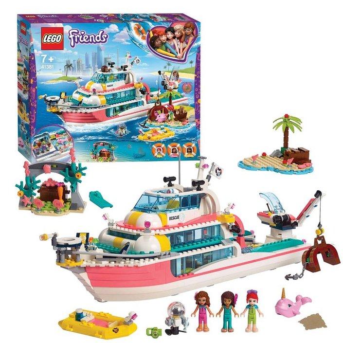 Code promo Fnac : [French Days] 20% de remise sur les LEGO® City et Friends