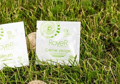 Code promo Maison Royer : Échantillon gratuit de la crème et du sérum Royer Cosmétique
