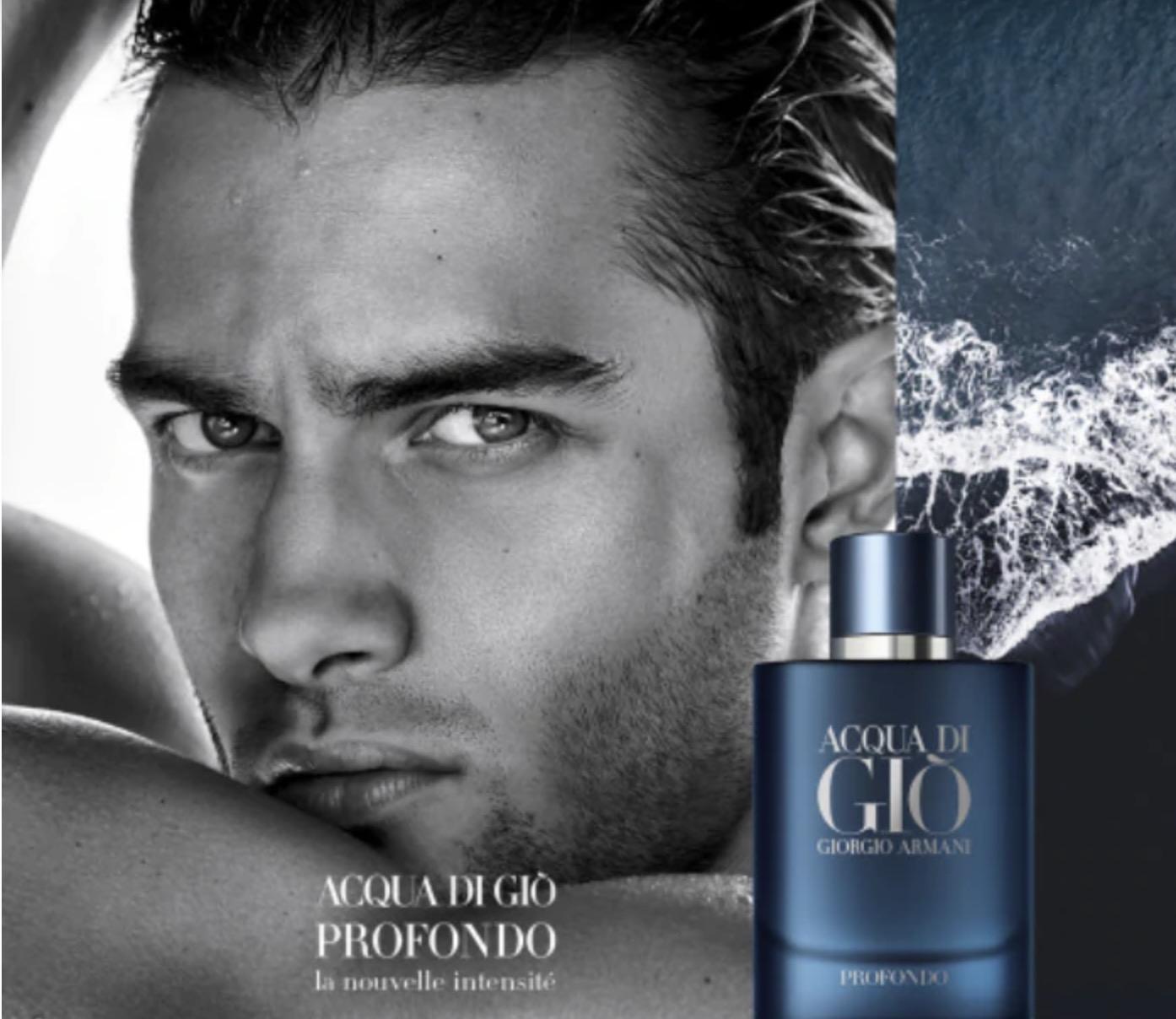 Code promo Sephora : 1 échantillon du parfum ACQUA DI GIÒ PROFONDO 1.2ml offert gratuitement