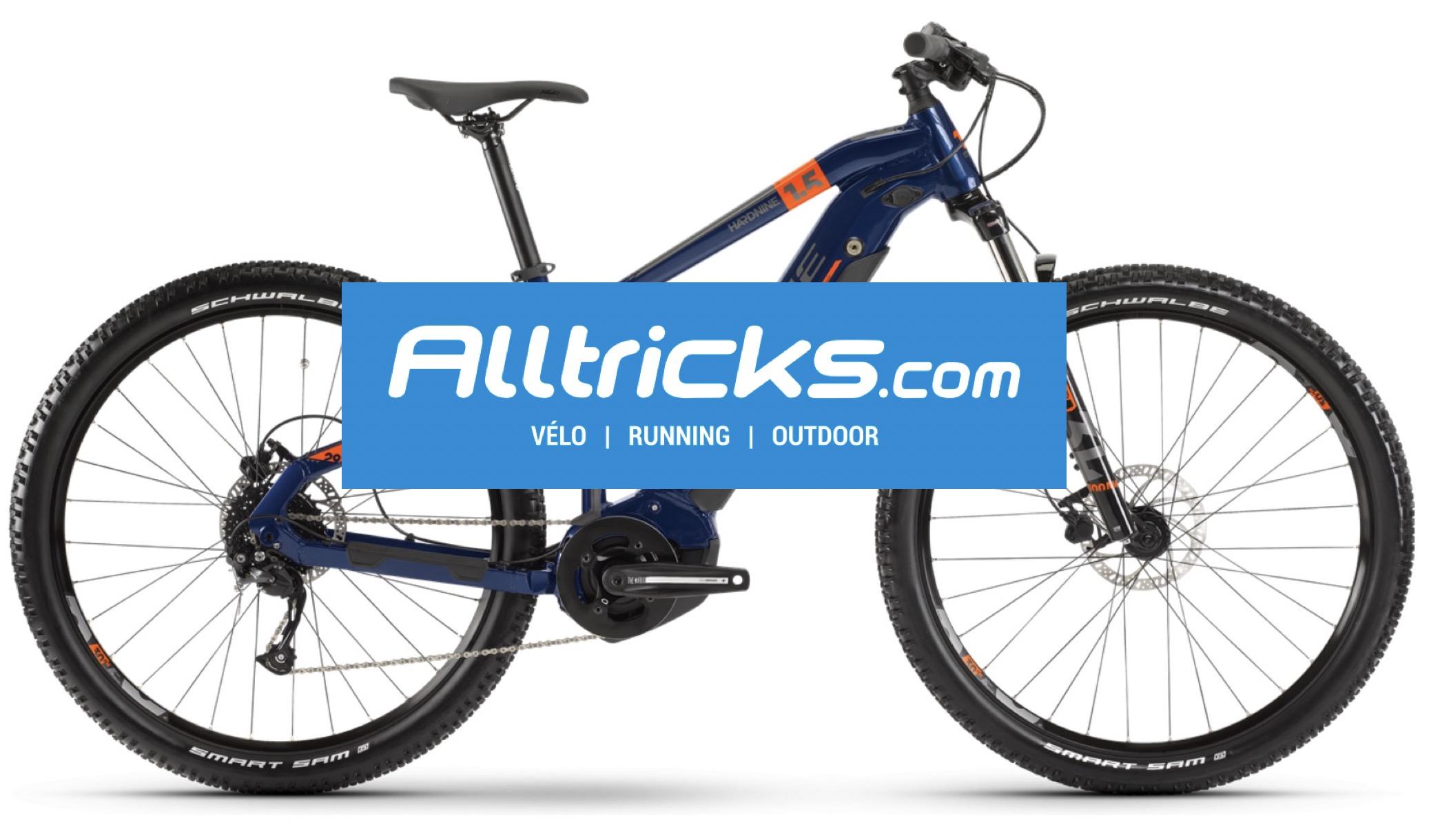 Code promo Alltricks : 200€ de remise sur les vélos électriques à partir de 2000€, -400€ dès 3500€