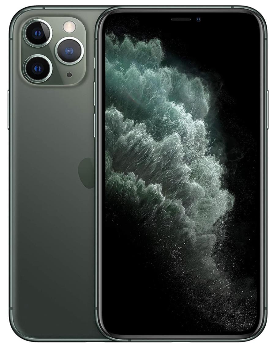 Code promo Amazon : Apple iPhone 11 Pro 64 Go (coloris au choix) à 1059€