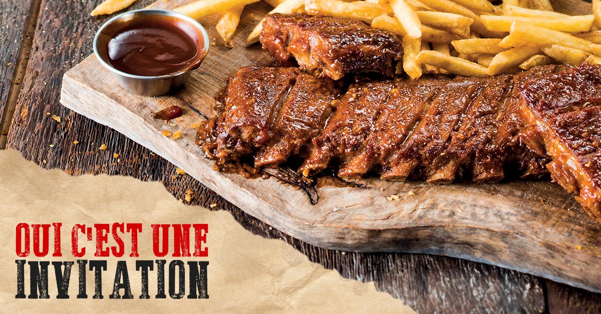 Code promo Buffalo Grill :  -20% sur les entrecôtes et côtes de bœuf françaises