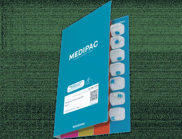 Code promo Medissimo : 1 échantillons de Pilulier offert gratuitement