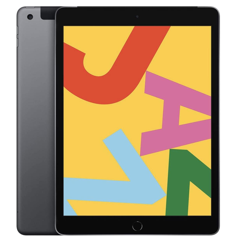 "Code promo Amazon : Apple iPad 10,2"" - Wi-Fi - 128 Go - Gris sidéral à 449,99€"