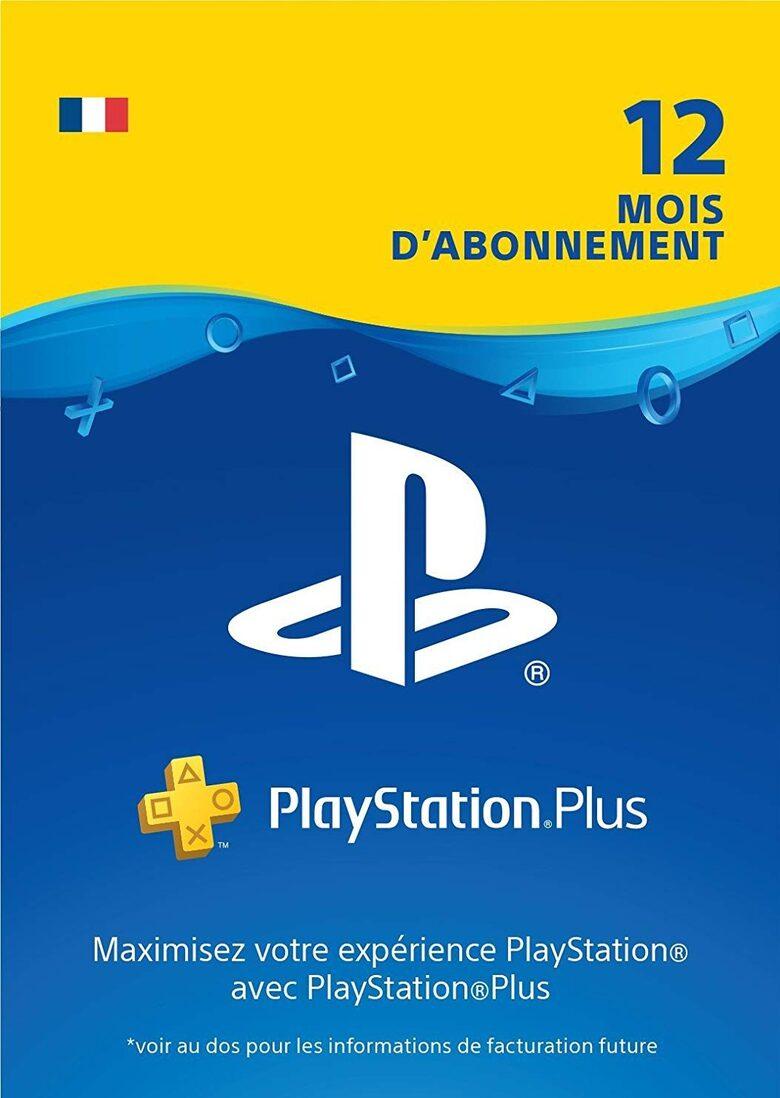 Code promo Eneba : Abonnement PlayStation Plus 12 mois à 47,58€