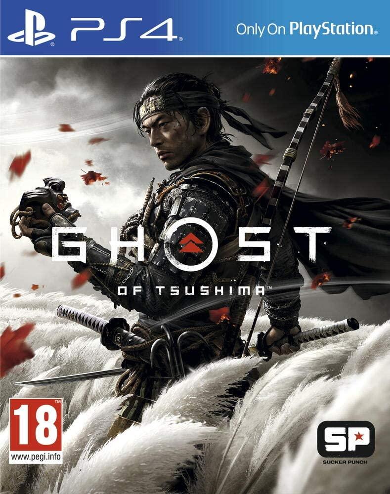Code promo Cdiscount : Jeu Ghost of Tsushima sur PS4 à 35,59€