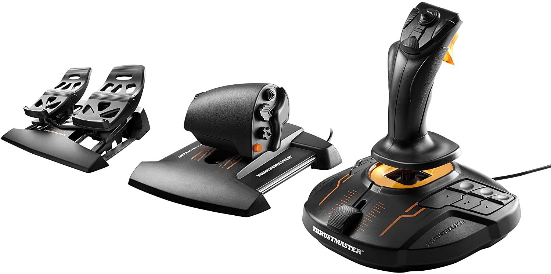 Code promo Amazon : Système de pilotage pour jeux vidéo Thrustmaster T-16000M FCS Flight à 176,55 au lieu de 219,99€
