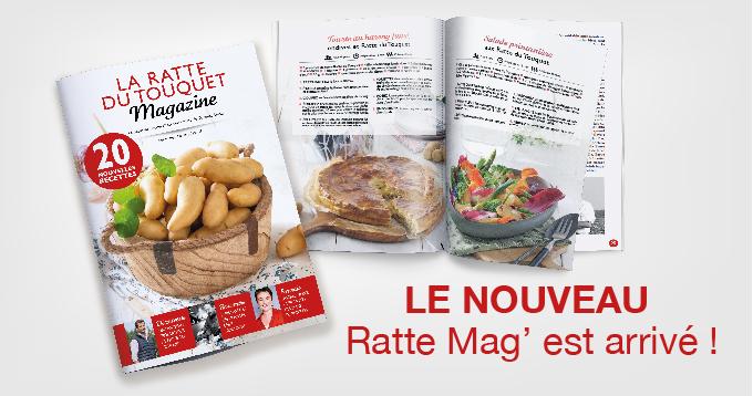 Code promo La Ratte du Touquet : Livre de recette gratuit (20 recettes inédites)