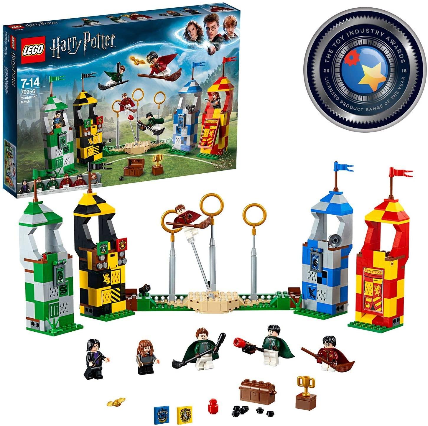 Code promo Cdiscount : -20% sur une sélection de LEGO Star Wars, Technic, Ninjago, City, Avengers, Friends et Harry Potter