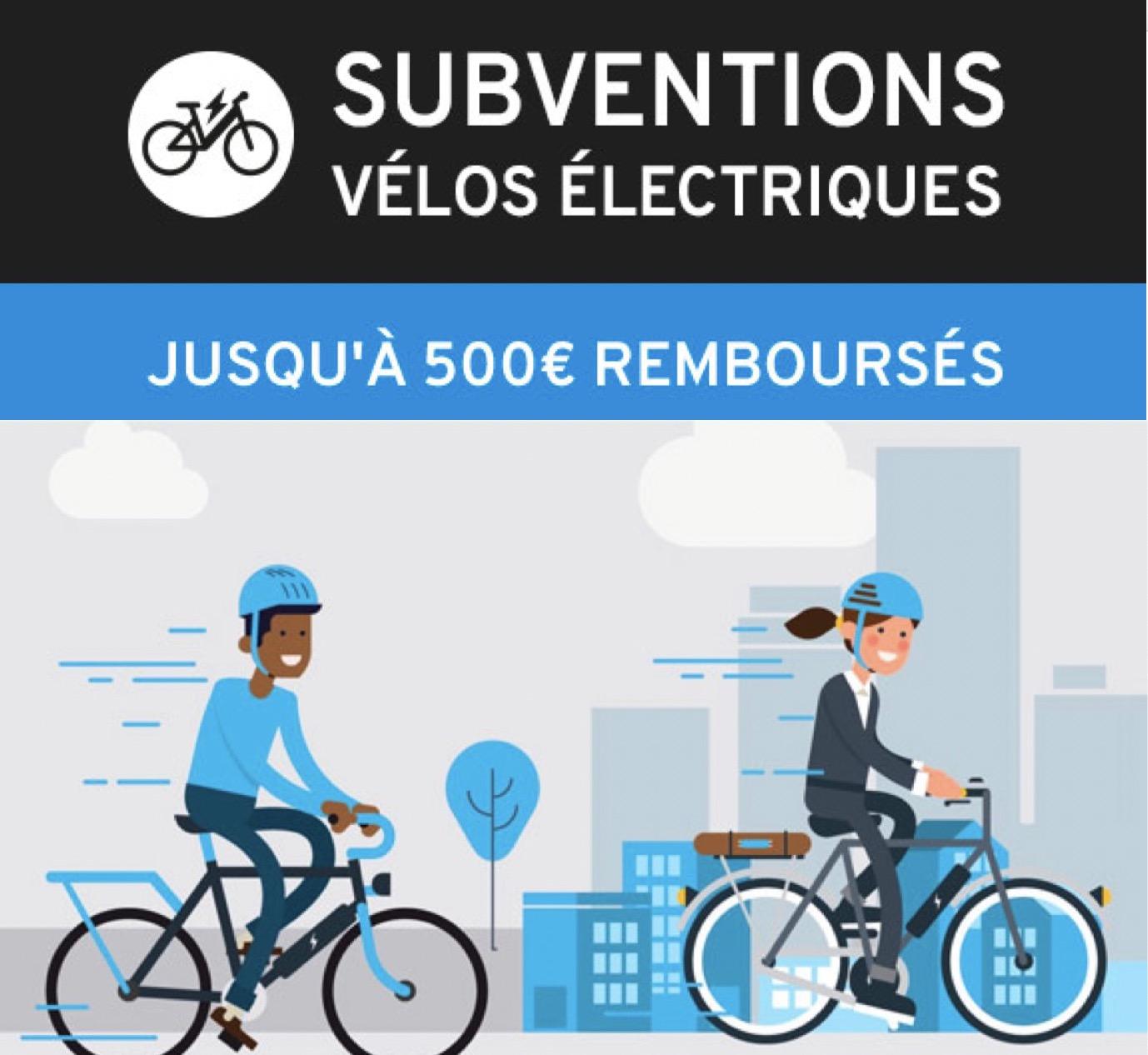 Code promo Alltricks : Jusqu'à 500€ remboursés pour l'achat d'un vélo électrique + liste des subventions par collectivité