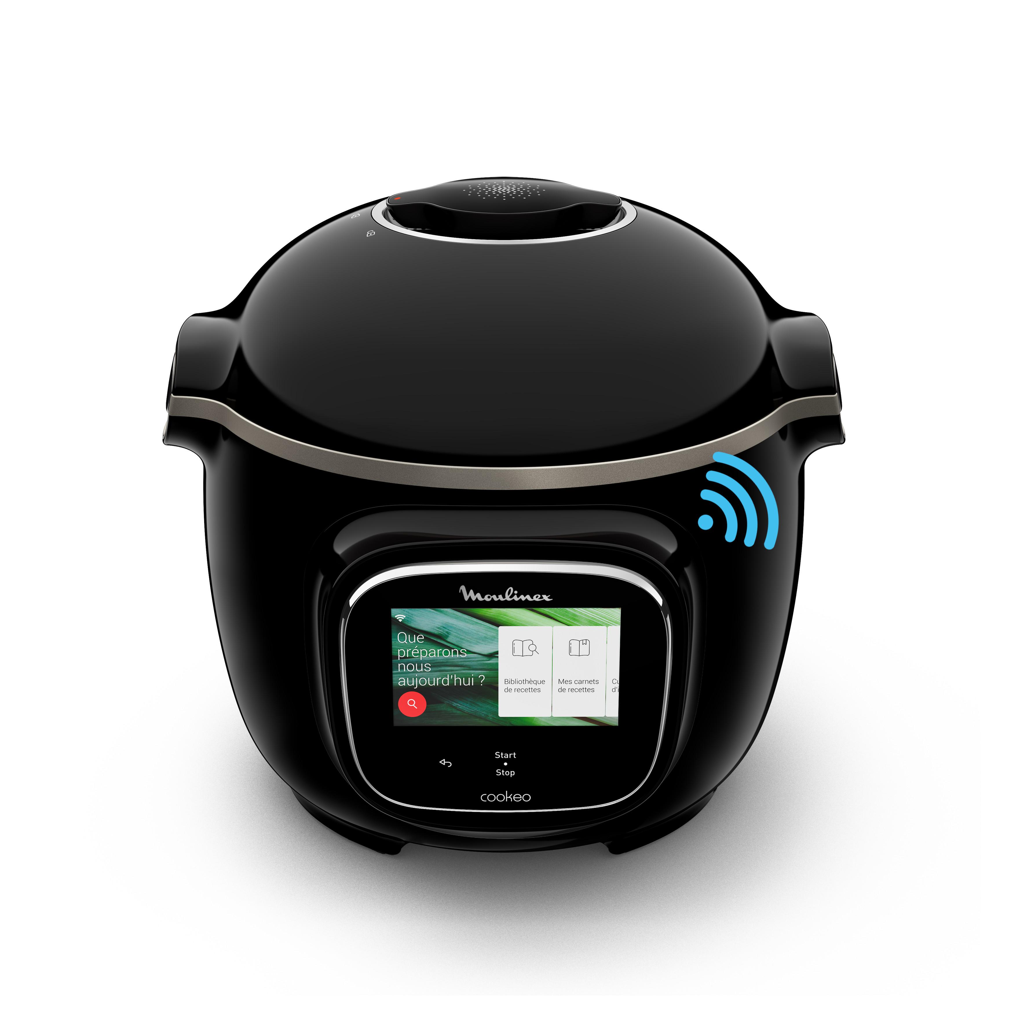 Code promo Marmiton : Moulinex Cookeo Touch Wifi à tester gratuitement