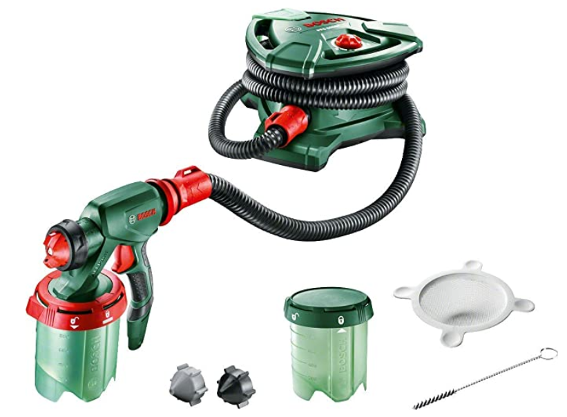 Code promo Amazon : Pistolet à peinture Bosch PFS 5000 E à 137,69€