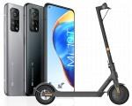 Boulanger: 1 trottinette électrique Mi offerte pour toute précommande d'un smartphone 5G Mi 10T