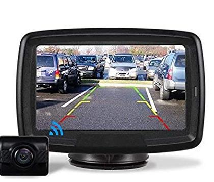 """Code promo Amazon : Caméra de recul sans fil 4,3"""" AUTO-VOX avec vision nocturne à 84€"""