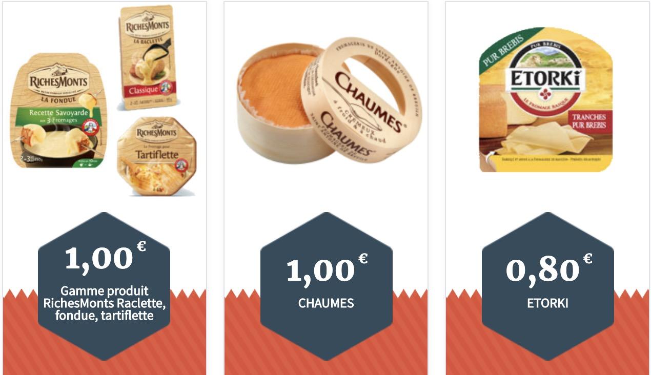 Code promo Qui Veut du Fromage : Jusqu'à 90€ de bons de réduction à imprimer sur de nombreux fromages
