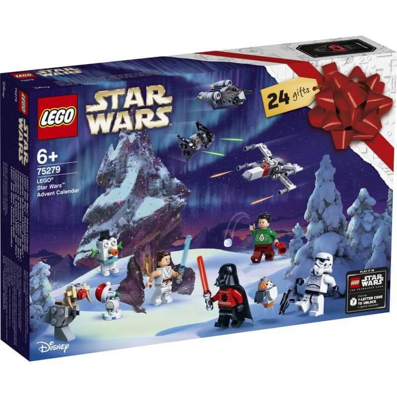 Code promo PicWicToys : 1 calendrier de l'avent LEGO acheté = le 2ème à -50%