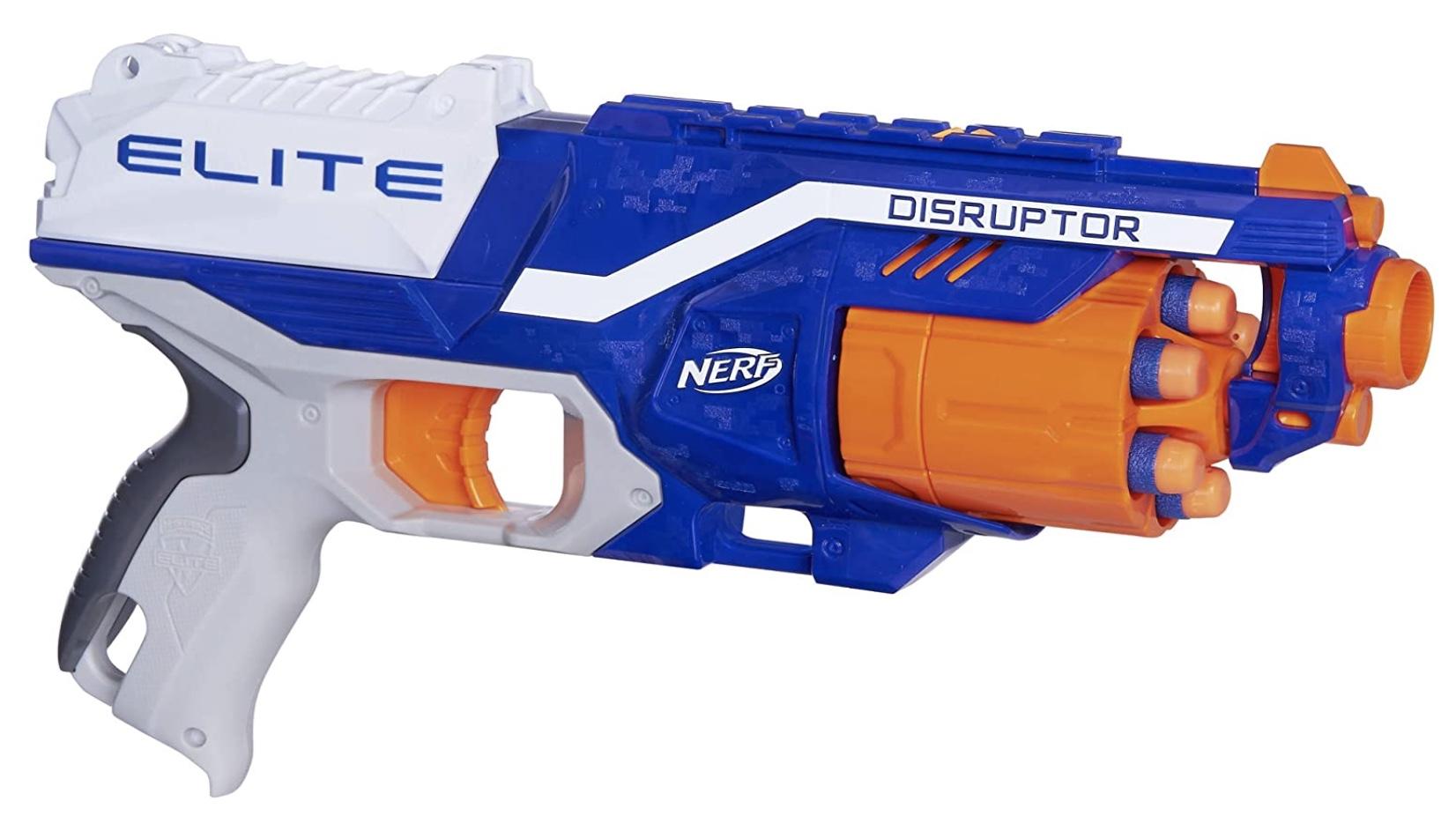 Code promo Amazon : Jeu de tirs NERF Elite Disruptor à 9,99€