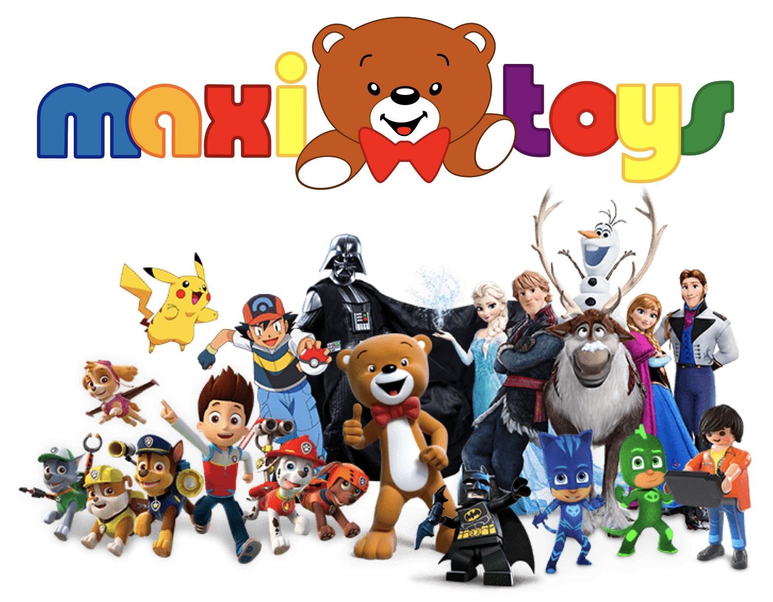 Code promo Maxi Toys : 15% de réduction sur tous les jouets