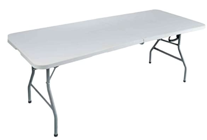 Code promo Amazon : Table Pliante Rectangulaire Cross Outdoor 8 couverts à 39,99€