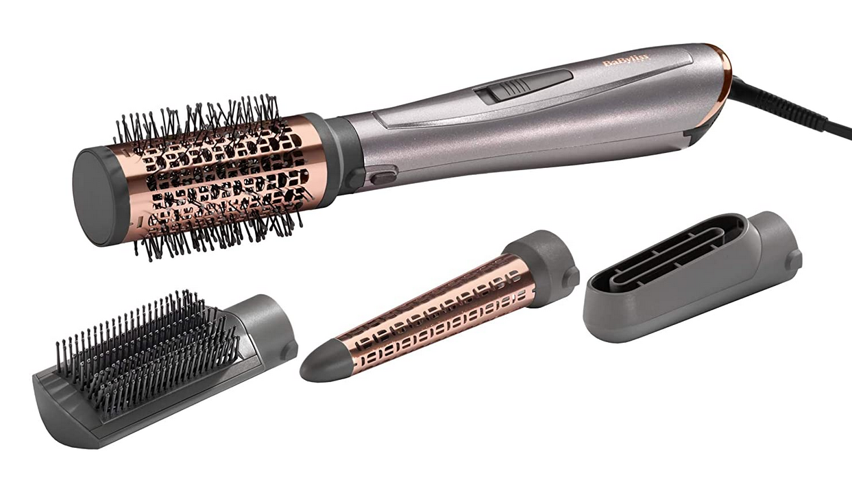 Code promo Amazon : Brosse soufflante BaByliss AS136E Air Style 1000 à 60,10€