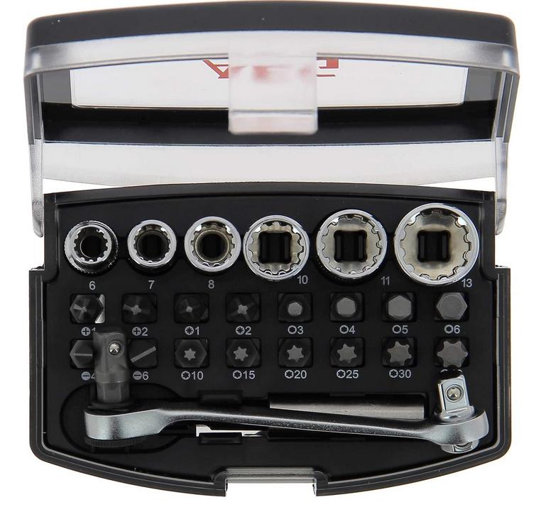 Code promo Amazon : Mini Coffret d'Outillage AEG 005067 à 33,25€