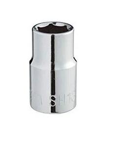 """Code promo Amazon : Douille courte 1/2"""" 6 Pans de 17 mm SAM Outillage SH-17 à 3,32€"""