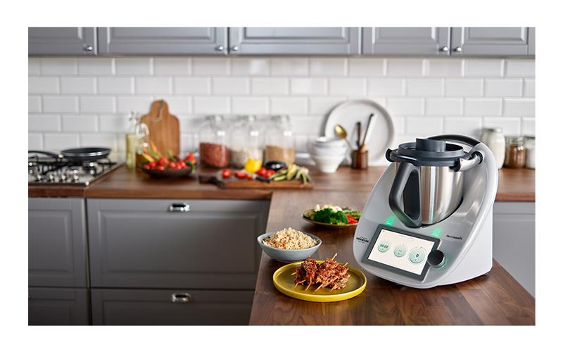 Code promo Cuisine Actuelle : 5 robots de cuisine Thermomix à gagner