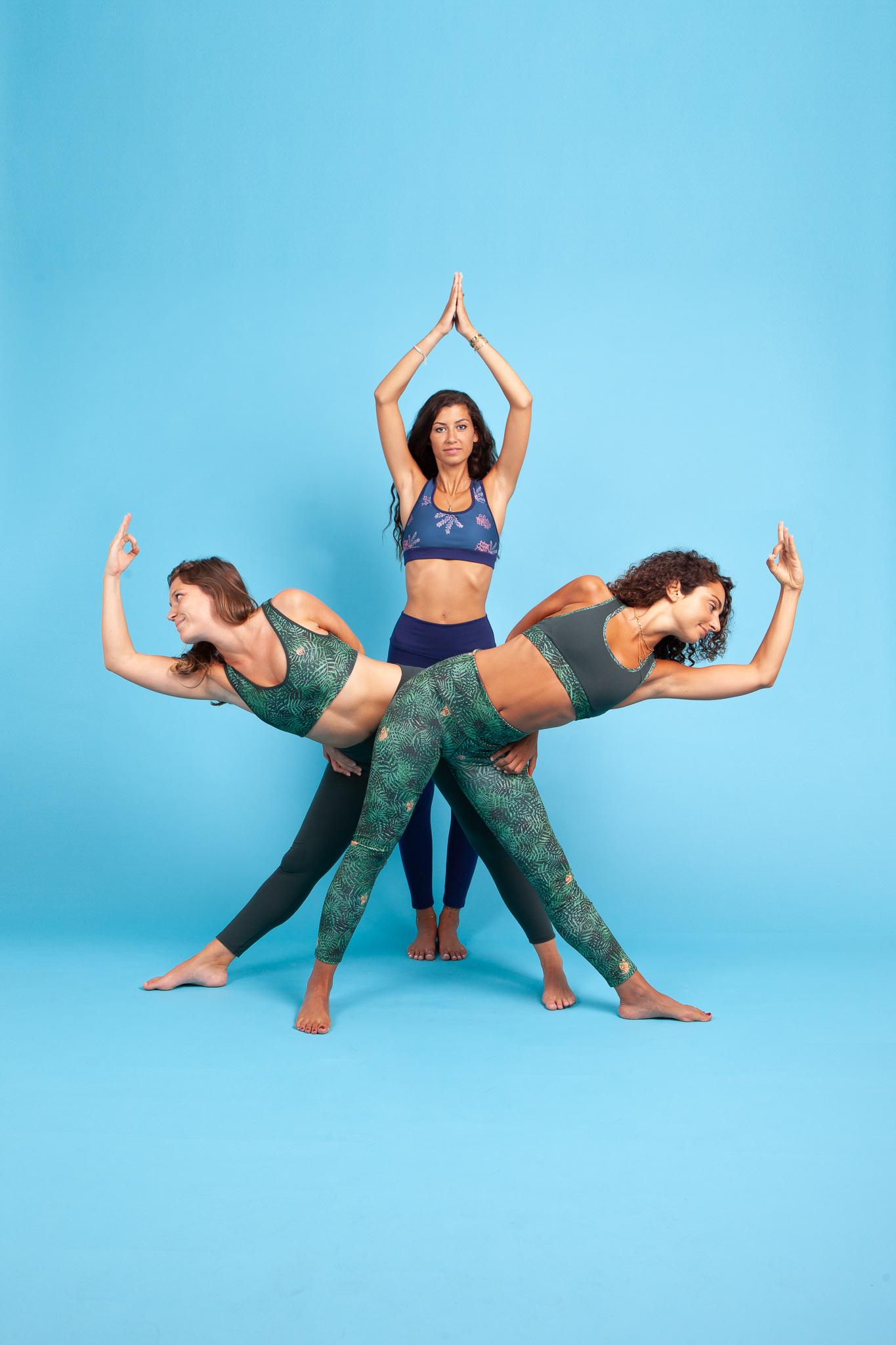 Code promo Yoga magazine : 4 tenues de yoga Baya à gagner