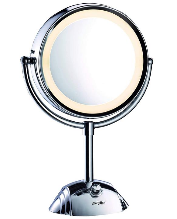 Code promo Amazon : Miroir Lighted Make-up grand format BaByliss 8438E à 53€