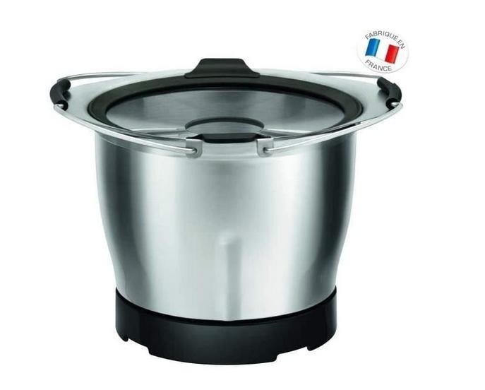Code promo Amazon : Mini Bol de Cuisson pour Cuisine Companion Moulinex XF38AE10 à 73,56€