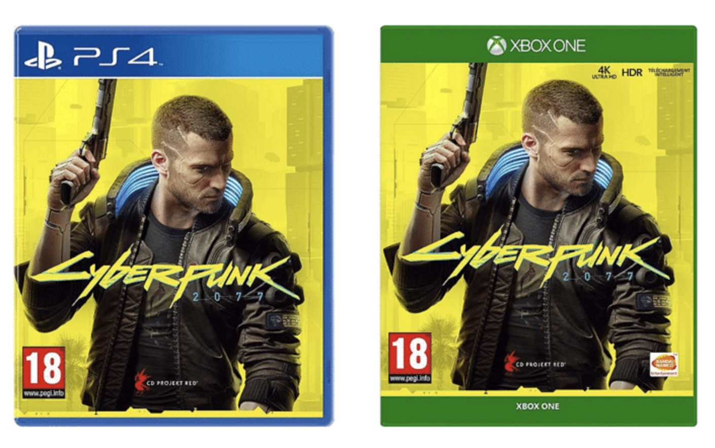 Code promo Fnac : Cyberpunk 2077 Edition Day One sur PS4 (compatible PS5) ou Xbox One (compatible Series X) à 39,99€