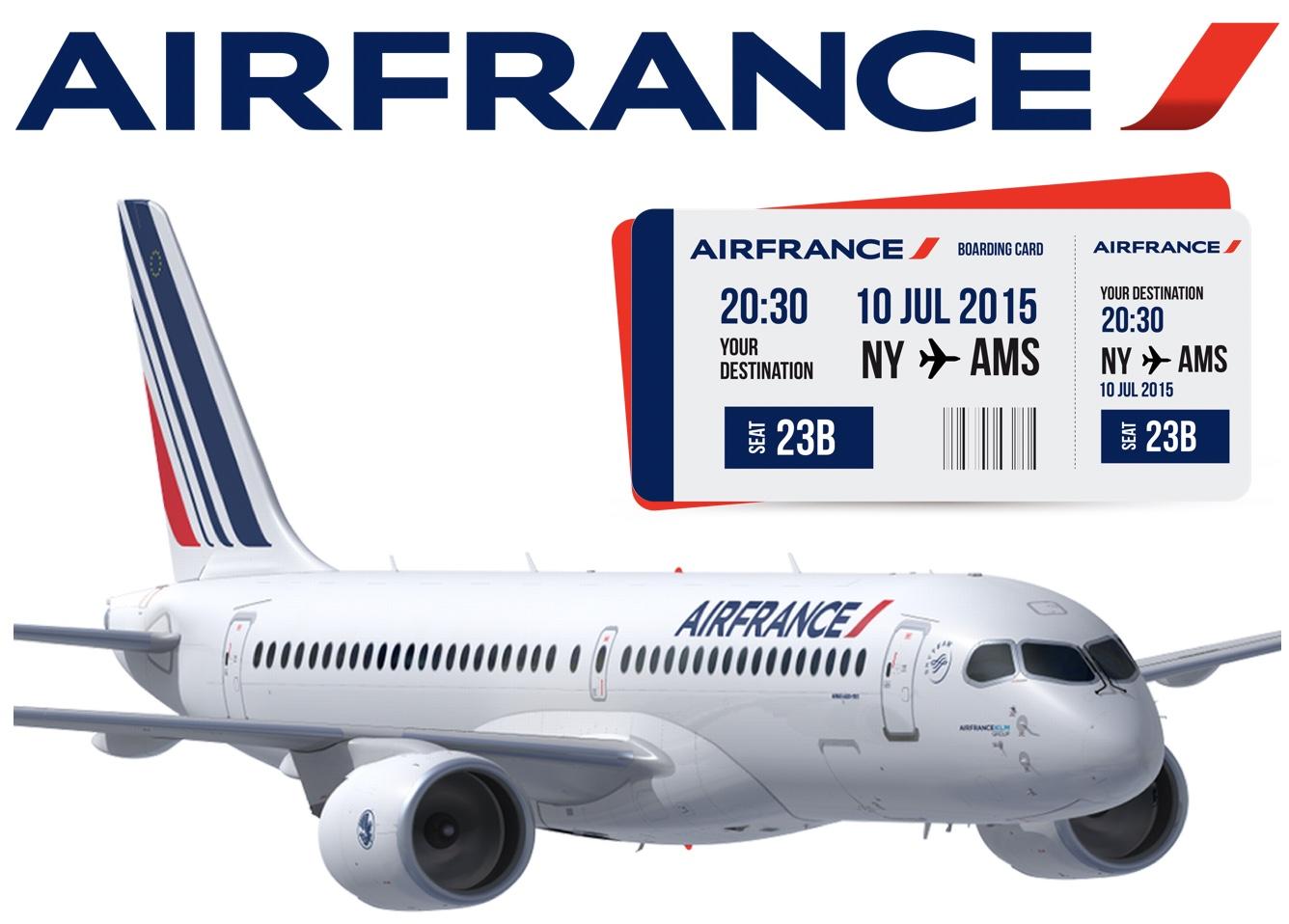 Code promo Air France : 30€ supplémentaires offerts pour toute carte cadeau Air France de 150€ achetée