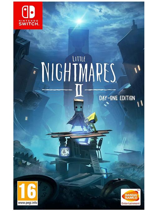 Code promo Amazon : [Précommande] Little Nightmares II: D1 Edition sur Nintendo Switch à 24,99€